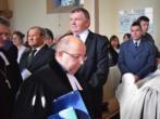 Funkcjonariusze Aresztu Śledczego w Tarnowskich Górach wzięli udział w Nabożeństwie nadania imienia Kościołowi Ewangelicko – Augsburskiemu w Zawadzkiem